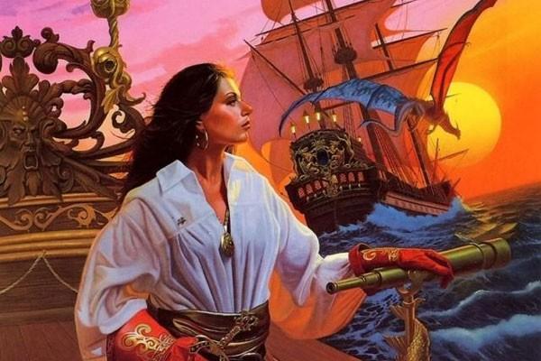 Капитан похоть и женщины-пиратки