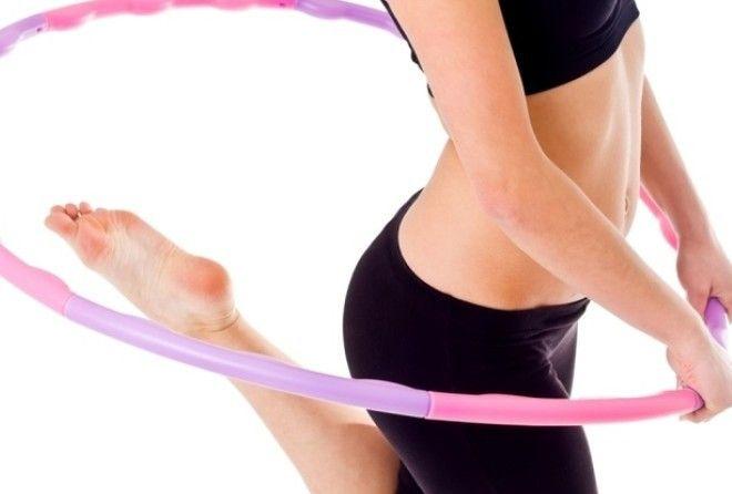 Хулахуп для похудения Можно ли похудеть с помощью обруча