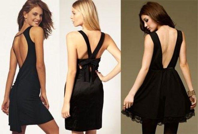 Платья Короткие С Вырезом На Спине