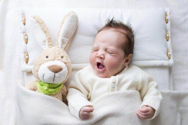 плагиоцефалия у новорожденного