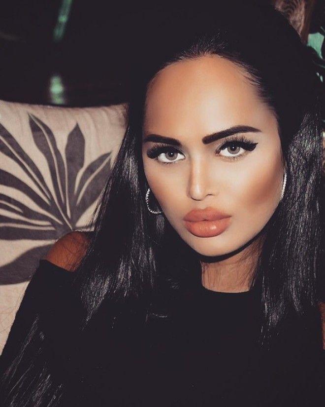 Нита кузьмина дневной макияж