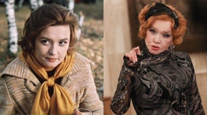 Годы никого не щадят Вот как постарели красавицы XX века