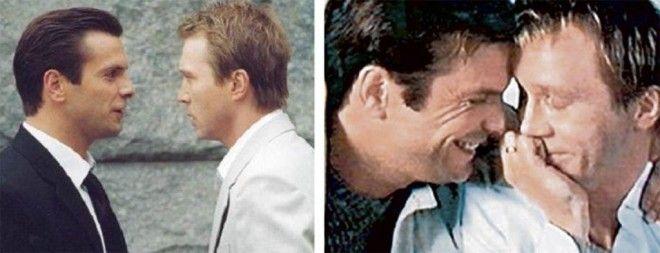 5 звезд которых поймали за поцелуем с мужчиной