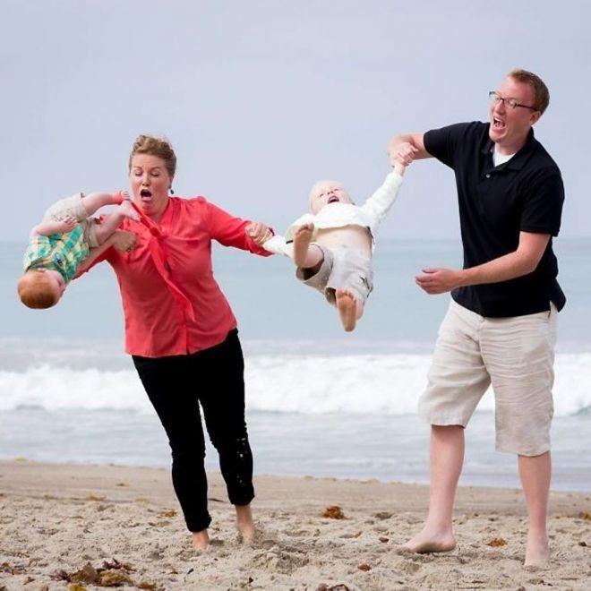 25 просто безумных родителей, которые явно поспешили