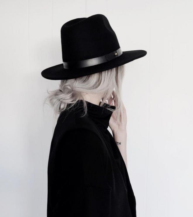 Пучок под шляпу
