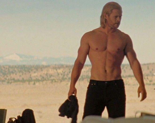 Топ10 cамых красивых и мускулистых торсов Голливуда