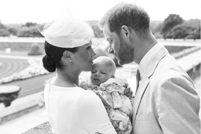 Фото Instagram sussexroyal